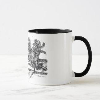 San Pedro Holiday Hotel Mug