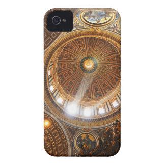 San Pietro basilica interior in Rome, Italy Case-Mate iPhone 4 Cases