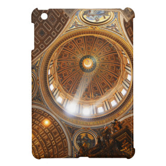 San Pietro basilica interior in Rome, Italy iPad Mini Cases