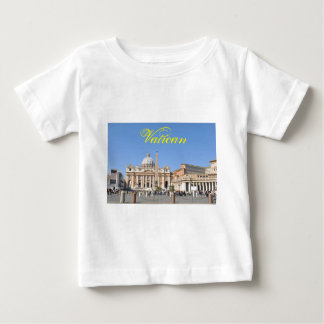 San Pietro square in Vatican, Rome, Italy Baby T-Shirt