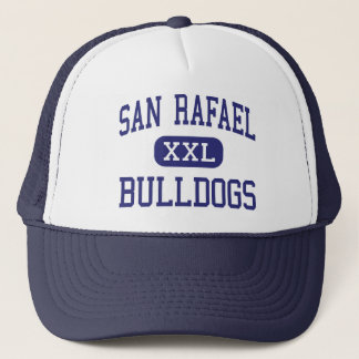 San Rafael - Bulldogs - Junior - Ferron Utah Trucker Hat