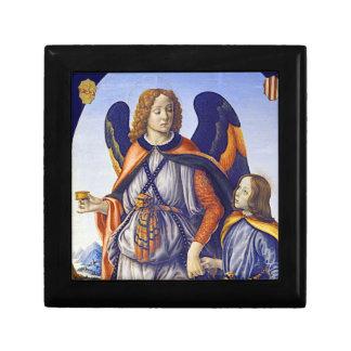 San Rafael Saint Raphael Gift Box