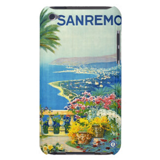 San Remo Italy 1920 iPod Case-Mate Cases