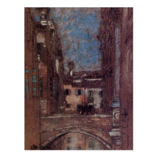 San Rocco by James Abbott McNeill Whistler Postcard
