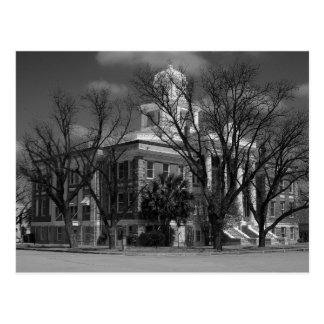 San Saba County (Texas) Courthouse Post Card