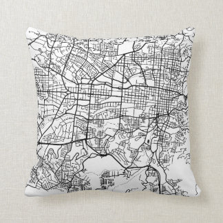 SAN SALVADOR City Map Cushion
