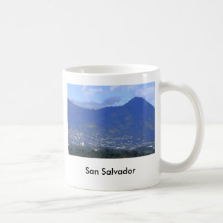 San Salvador. El Salvador Mug