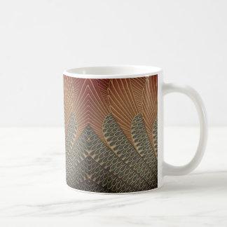 San Telmo Feathered Coffee Mug