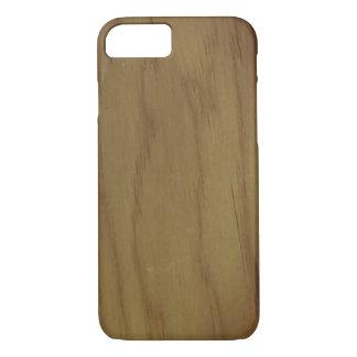 San telmo Wood Grain Pattern iPhone 8/7 Case