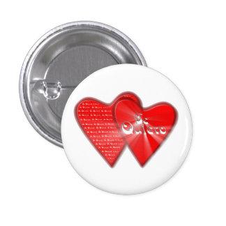 San Valentin es el dia de los enamorados Boton
