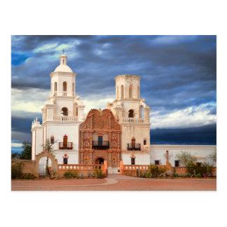 San Xavier del Bac Postcard