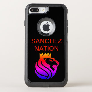 SANCHEZ NATION iPhone 8/7 PLUS CASE