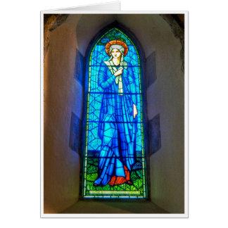 Sancta Maria Card