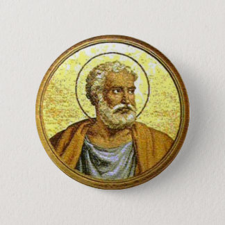 Sancti Petri Apostoli Boto 6 Cm Round Badge