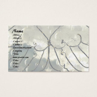 Sanctuary! Business Card