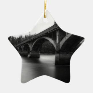 Sanctuary Ceramic Ornament