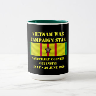 Sanctuary Counter Offensive Campaign Coffee Mug
