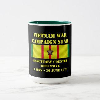 Sanctuary Counter Offensive Campaign Two-Tone Mug