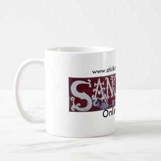 Sanctuary Radio Coffee Mug
