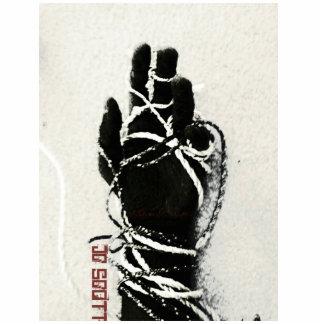 sanctum hand structure by jc scott photo cutout