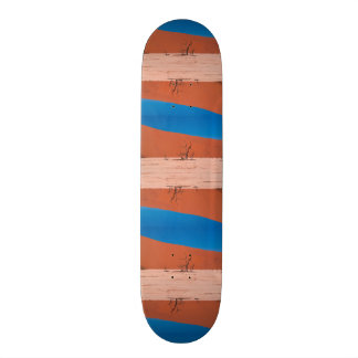 Sand abstract skateboard