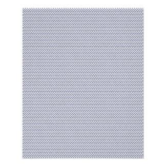 sand-and-beach_paper_chevron BLUE WHITE ZIGZAG PAT Flyer