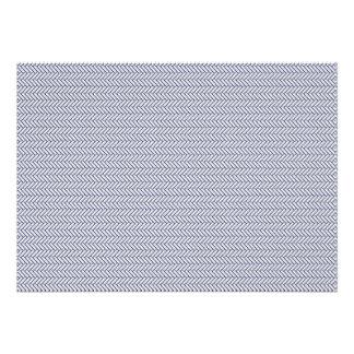 sand-and-beach_paper_chevron BLUE WHITE ZIGZAG PAT Custom Invites