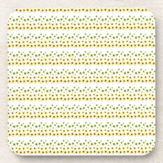 sand-and-beach_paper_flowers BRIGHT HAPPY SPRING Y Coasters
