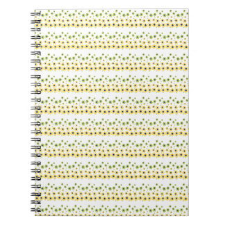 sand-and-beach_paper_flowers BRIGHT HAPPY SPRING Y Note Book