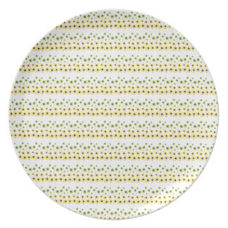 sand-and-beach_paper_flowers BRIGHT HAPPY SPRING Y Plate