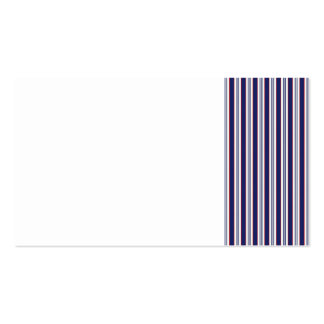 sand-and-beach_paper_stripes BLUE WHITE NAVY STRIP Business Cards