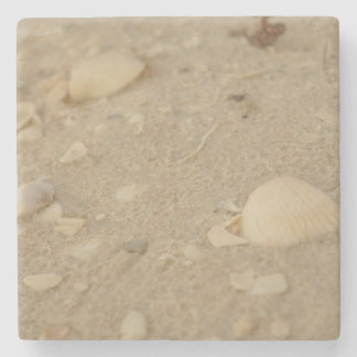 Sand and Shells Coaster