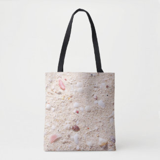 Sand and Shells Tote Bag