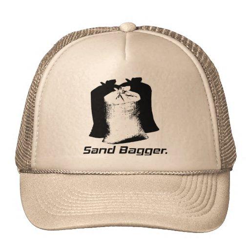 Sand Bagger Lid Hat