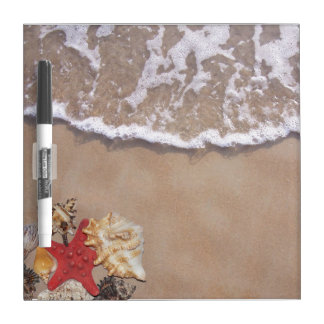 SAND BEACH, STARFISH CUSTOM KEYHOLDER BOARD
