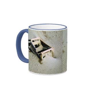 Sand Box Ringer Coffee Mug