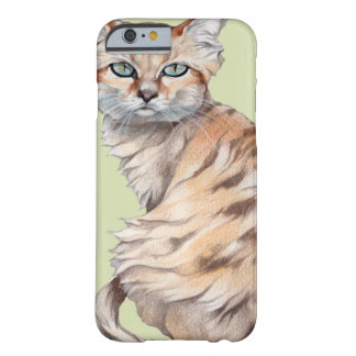 Sand Cat Barely There iPhone 6 Case