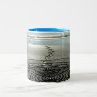 Sand Circle Mug #2