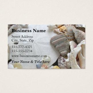 Sand Dollar Business Card