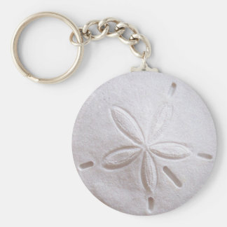 Sand Dollar Keychain by SRF
