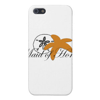 Sand Dollar Starfish Maid of Honor Case For iPhone 5/5S