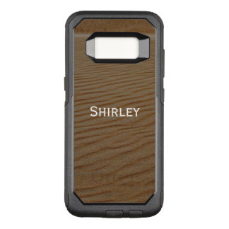 Sand Dune-Abstract by Shirley Taylor OtterBox Commuter Samsung Galaxy S8 Case