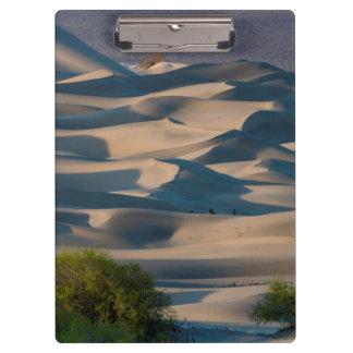 Sand dune landscape, California Clipboard