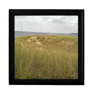 Sand dune large square gift box