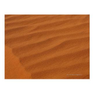 Sand dune postcard