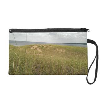 Sand dune wristlet purses
