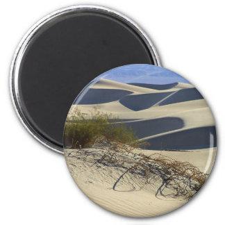 Sand Dunes Desert 6 Cm Round Magnet