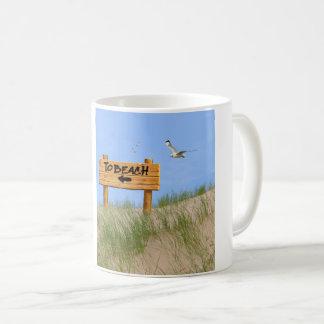 Sand Dunes image for Classic White Mug