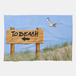 Sand Dunes image for Tea Towel