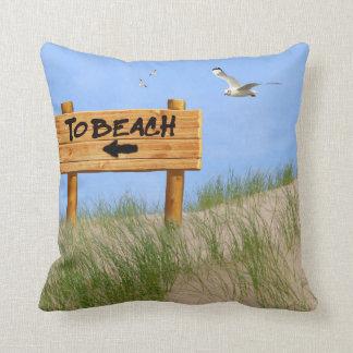 Sand Dunes image for Throw Cushion